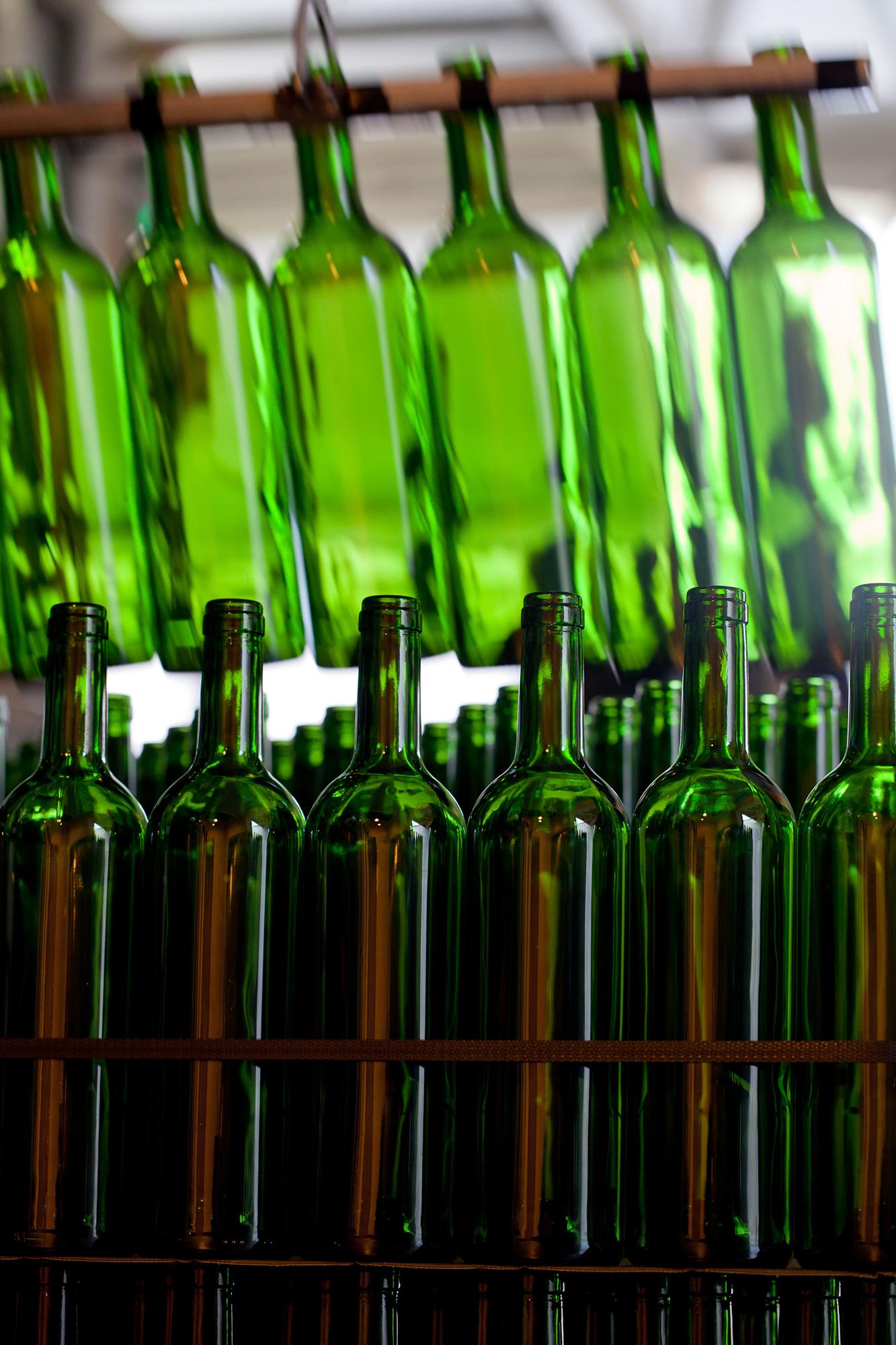 mise en bouteille Château Montrose