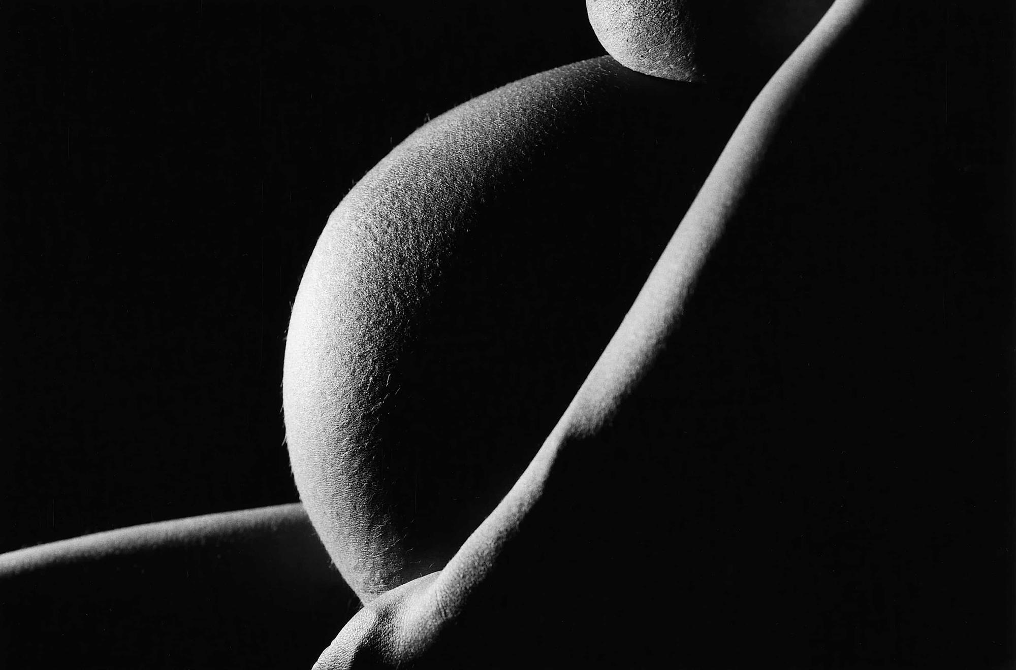 Femme enceinte moon