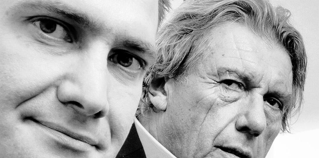 Dkfm. Dr. Josef Mayrl und Mag. Dr. Christoph Mayrl