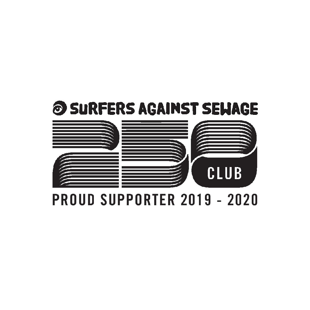 Surfers Against Sewage (SAS) - 250 Club