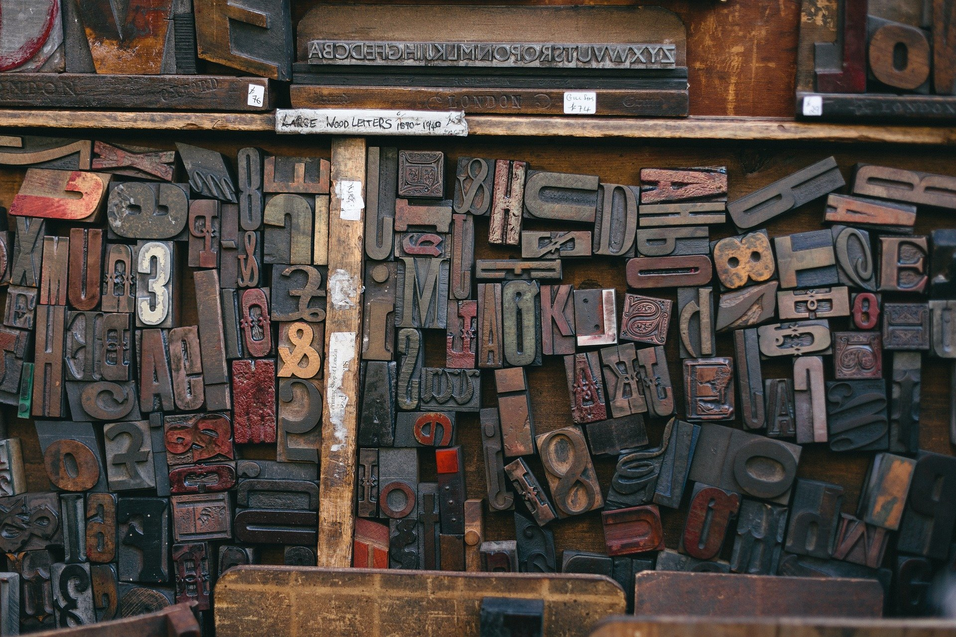 Why Typography is Important - Top Tips
