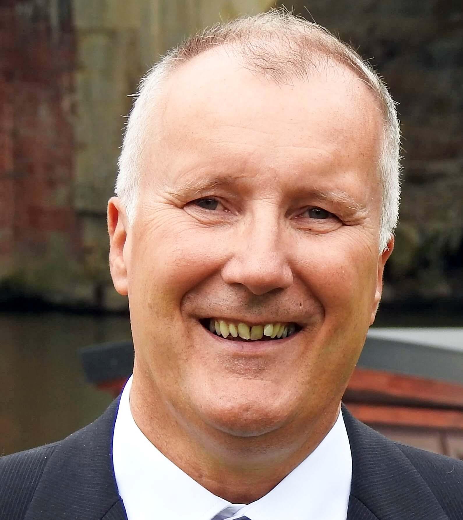 Chris Warmington