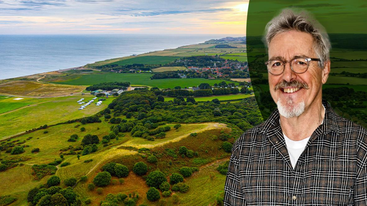 Norfolk's coast would be damaged by infrastructure that could be built offshore, say campaigners including Griff Rhys Jones