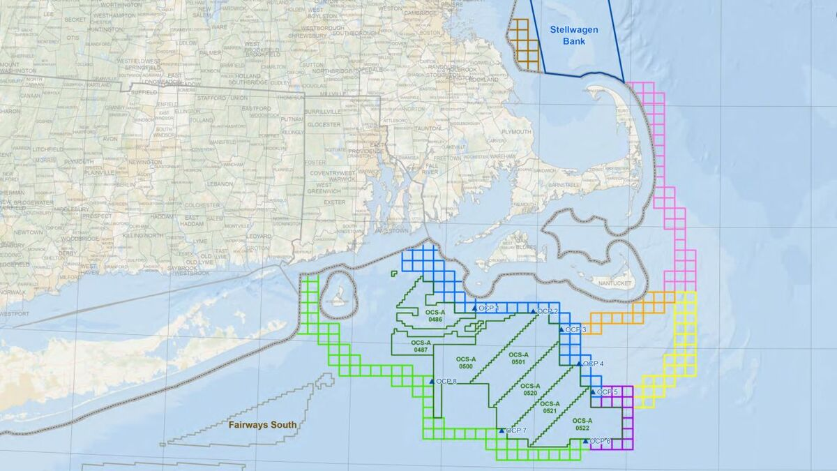 Anbaric says proposals such as its Southern New England Ocean Grid have many potential advantages