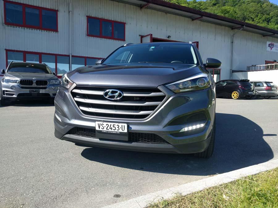 Hyundai Tucson 1.7 CRDI Plena 2WD DCT7