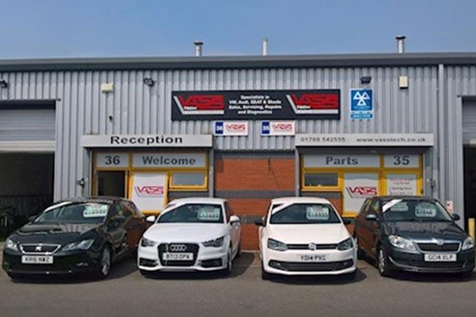 Vasstech Auto Services vehicle collection
