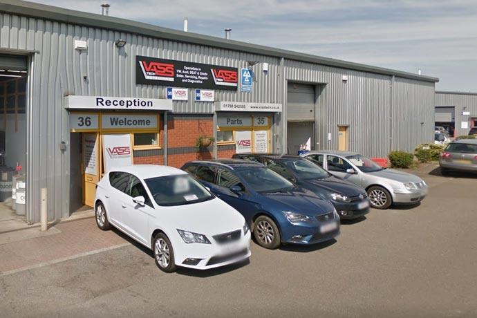 Vasstech Auto Services Garage