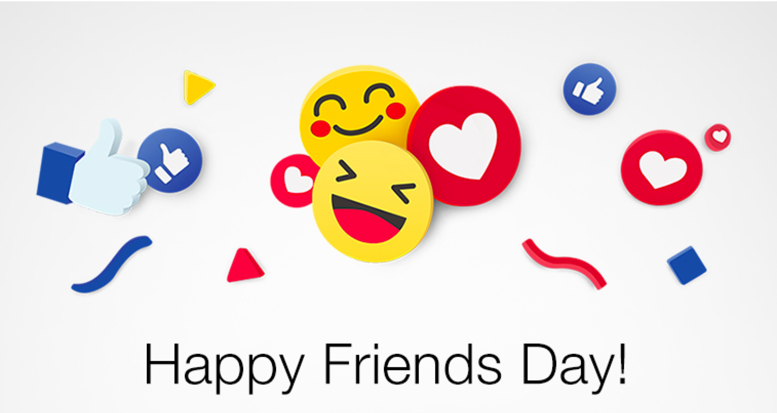 Facebook friends day video