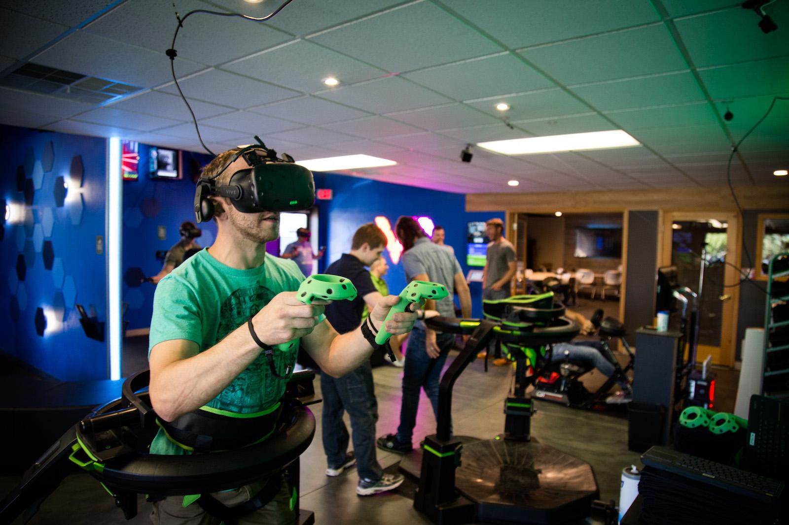 virtual reality simulation