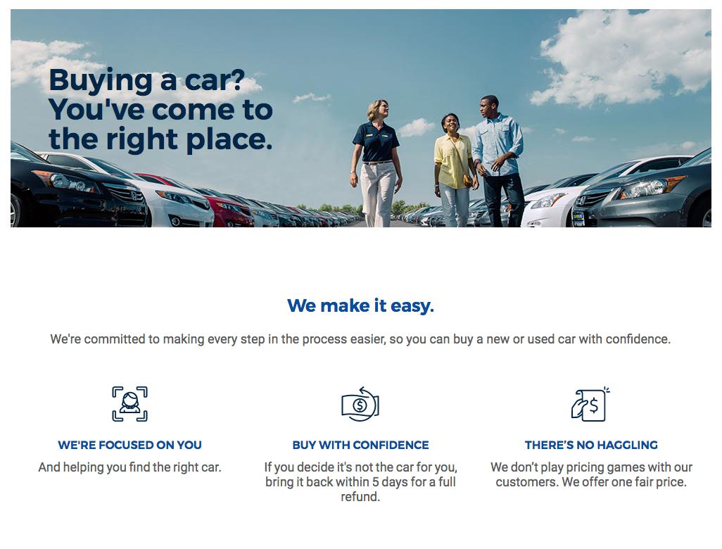Buying a Car?