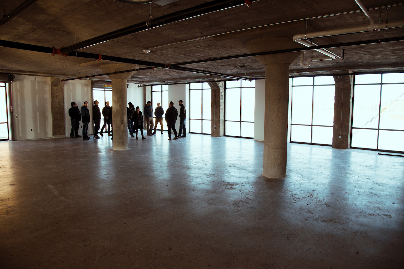 new headway office space tour
