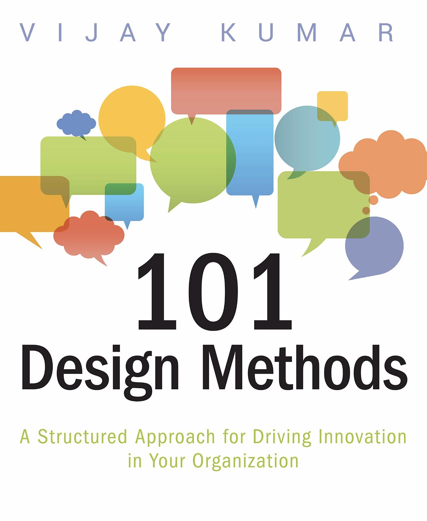 101 design methods book cover