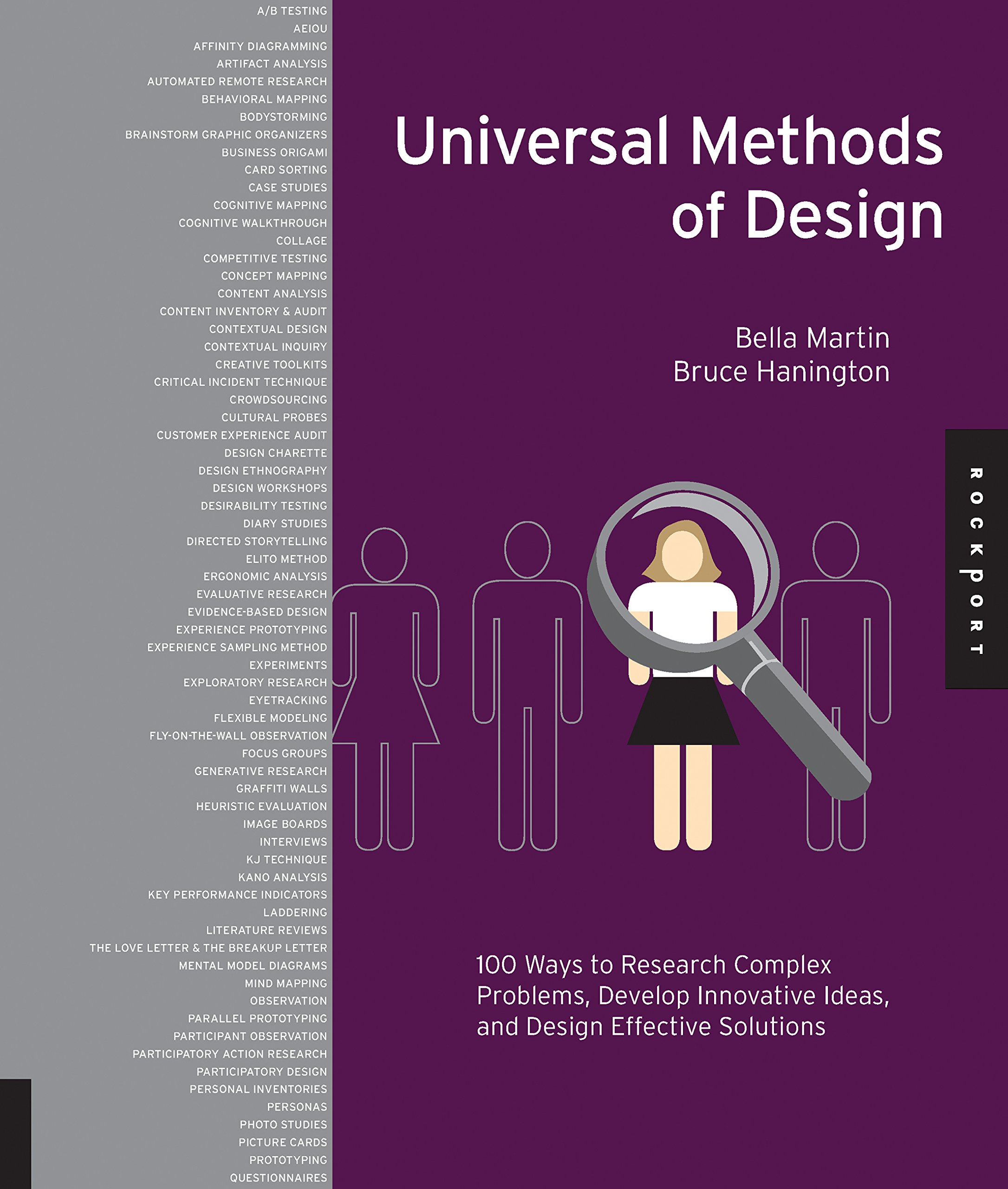 universal methods of design book cover