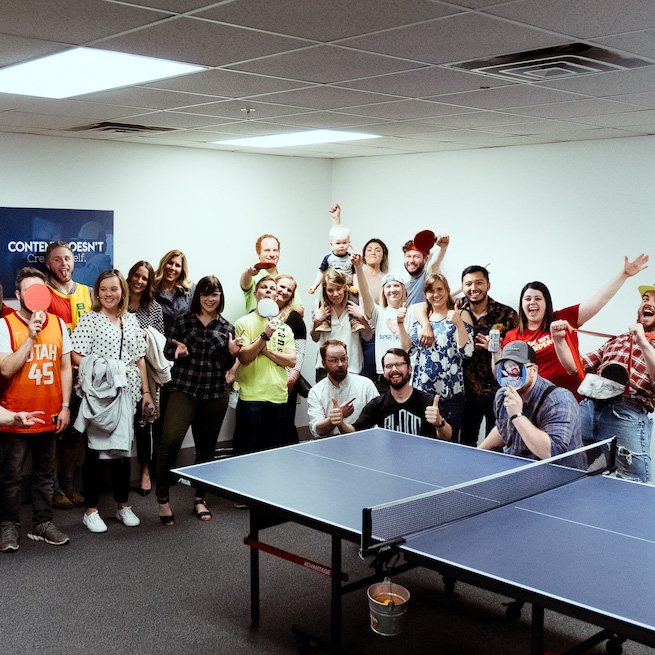 bay area creative club ping pong tournament