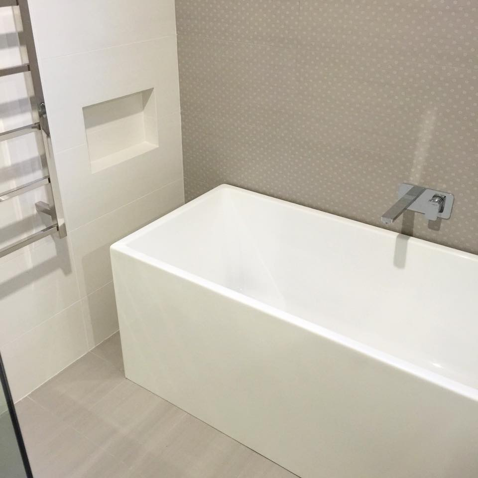 Picture of a new renovated bathroom in Bondi