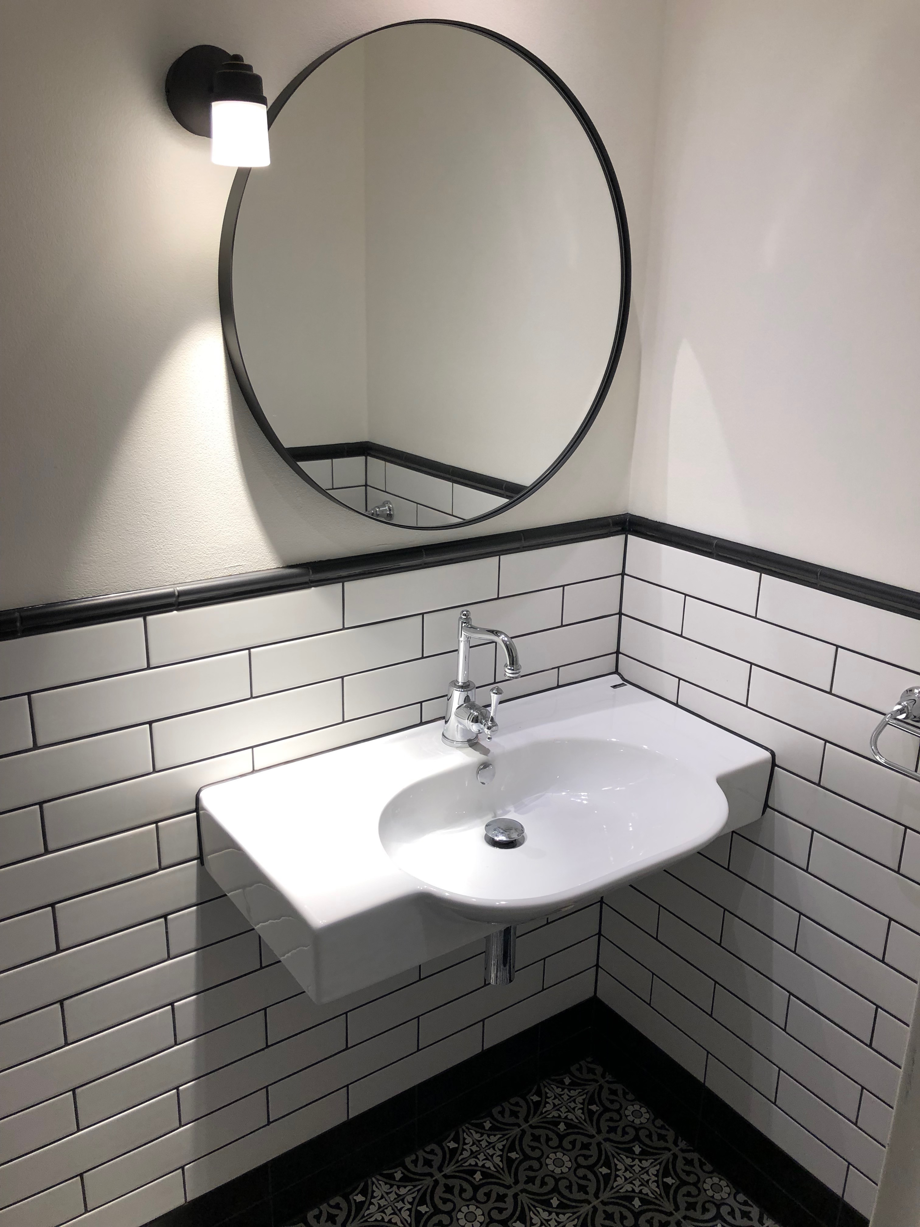photo of bathroom renovation in Surry Hills