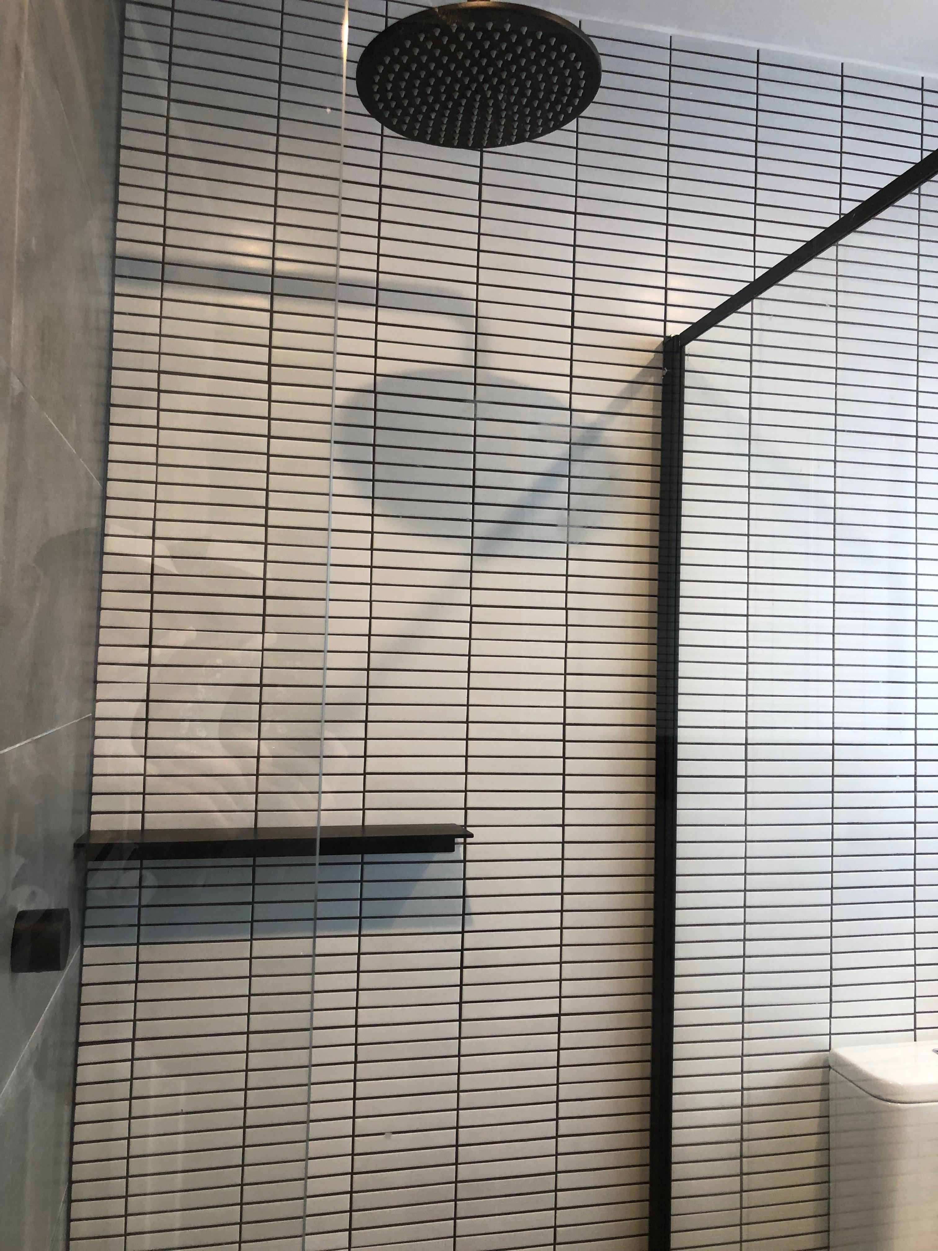 photo of bathroom renovation in Waterloo