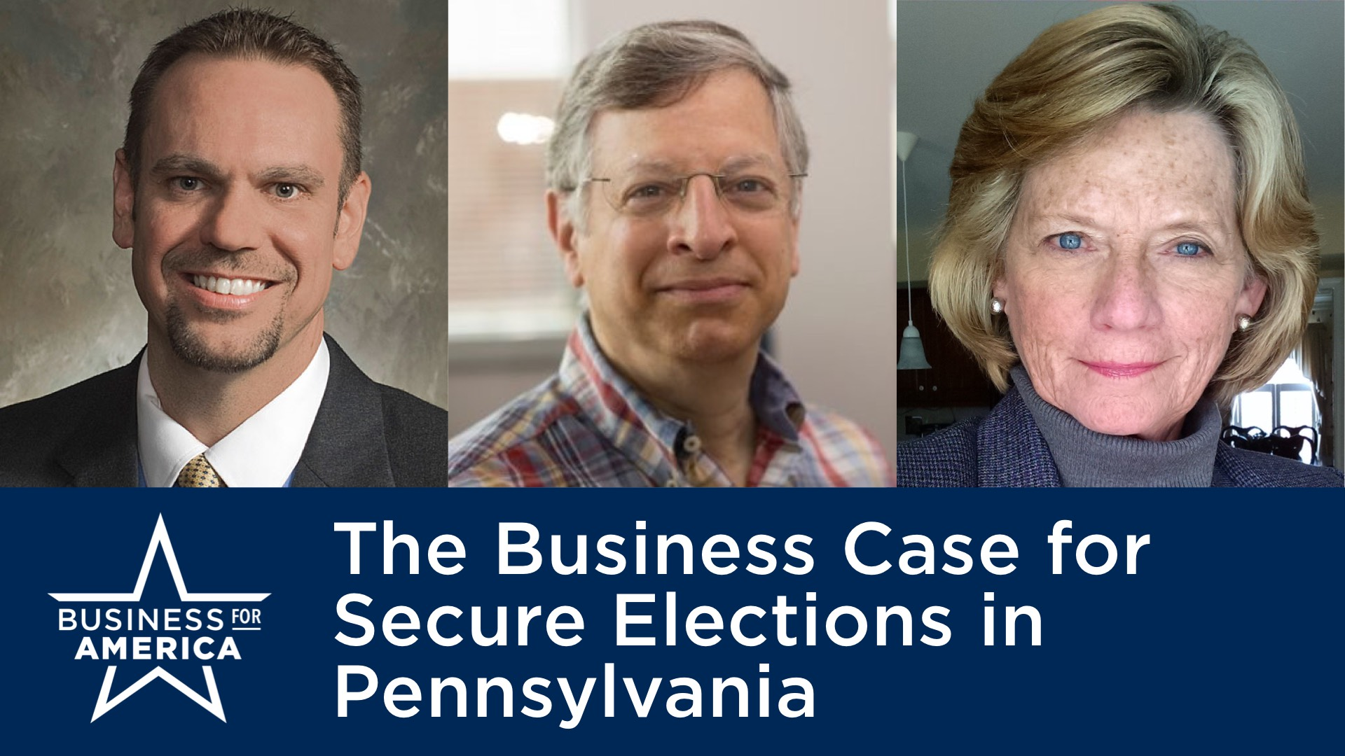 Secure & Accurate Elections in Pennsylvania