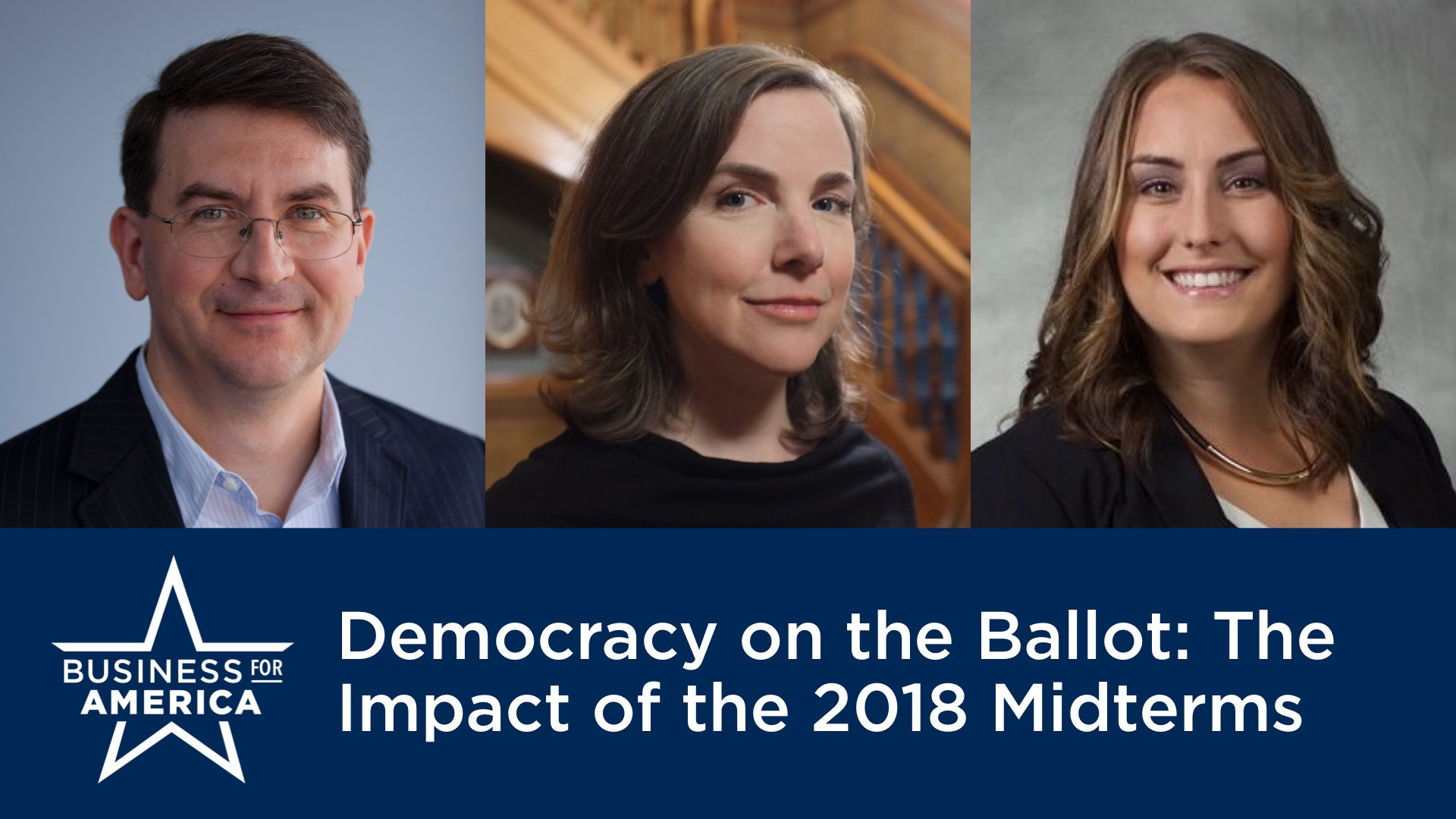 Democracy on the Ballot: The Impact of the 2018 Midterms