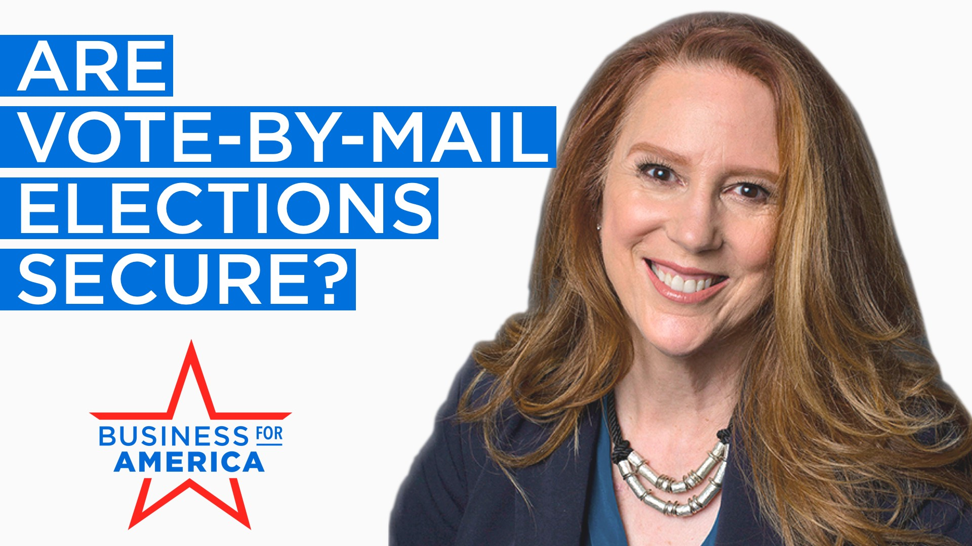 Are Vote by Mail Elections Secure? Interview with Secretary of State Kim Wyman (R-WA)