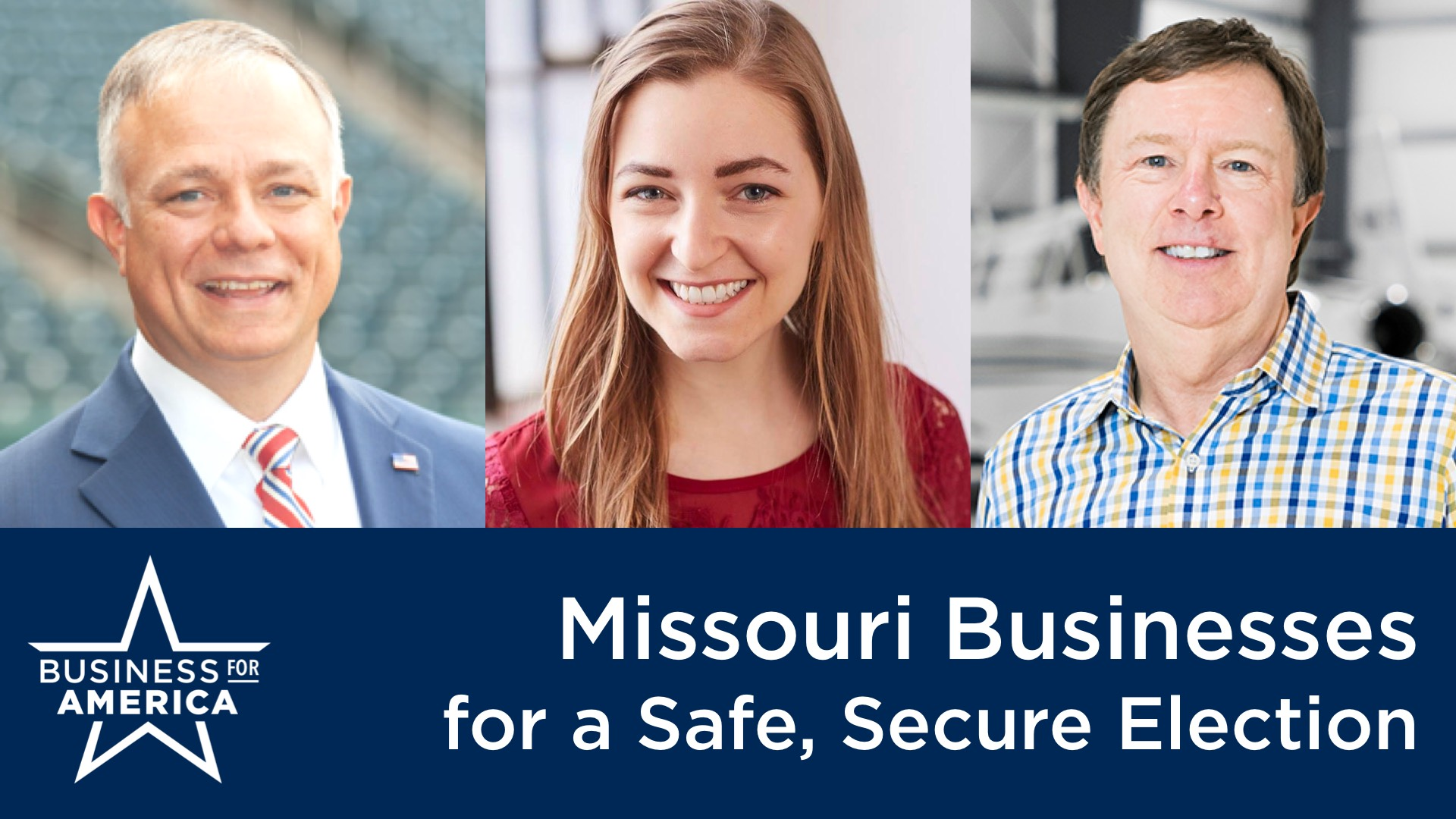 Missouri Businesses for a Safe, Secure Election