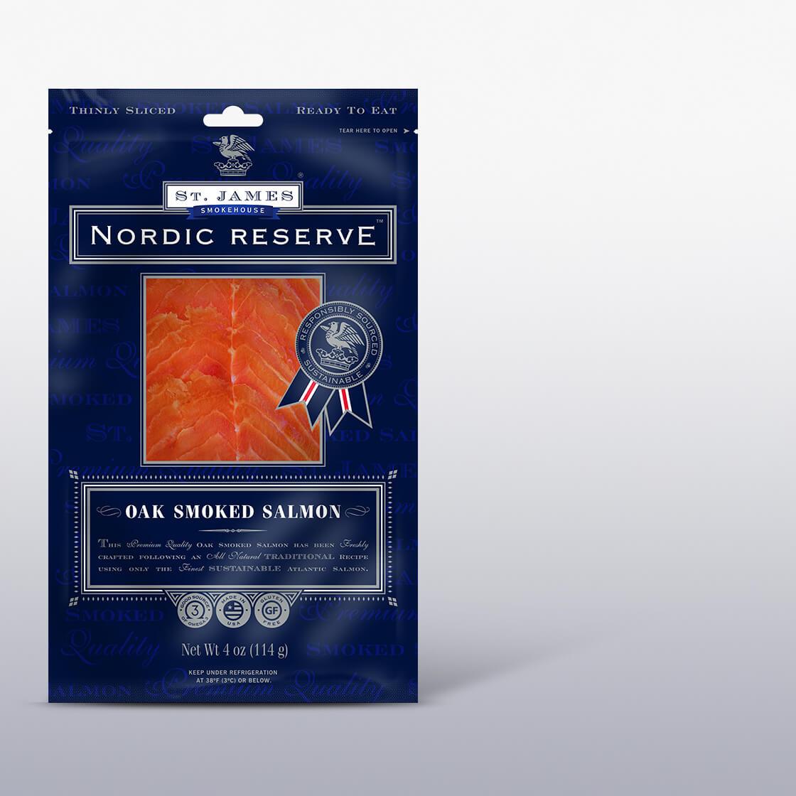 Nordic Reserve Smoked Salmon