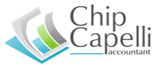 Chip Capelli Accountant Logo