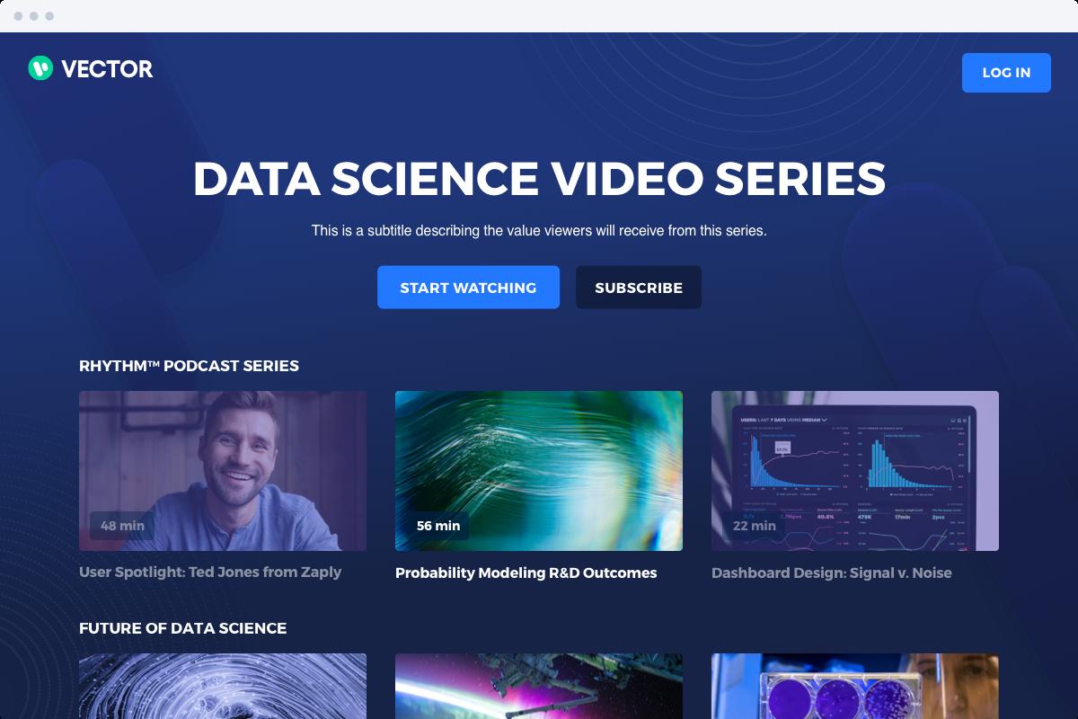 Video Marketing Software - Lead Generation
