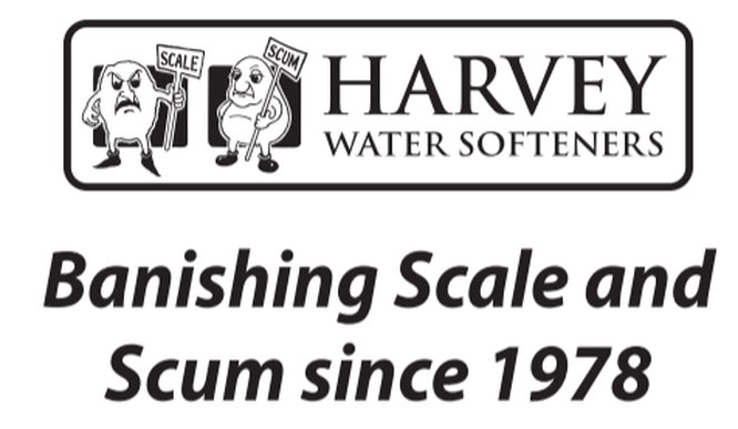 Harvey Water Softeners. Banishing scale and scum since 1978.