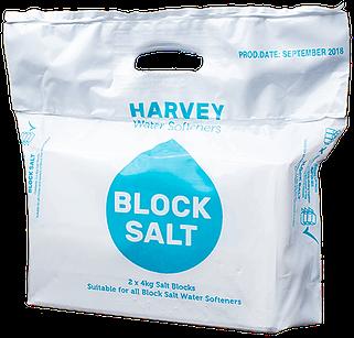 Harvey Block Salt