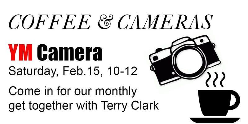 Feb Cameras & Coffee
