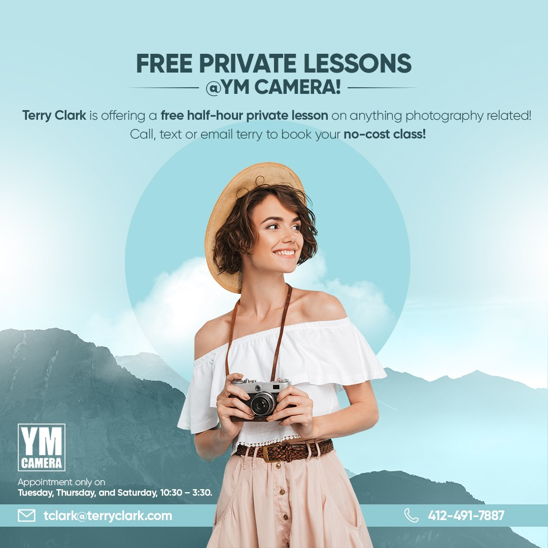 Free Private Lessons