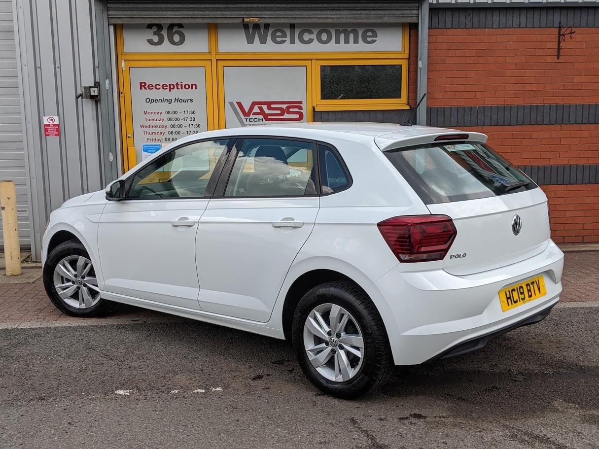 Volkswagen PoloSE (DSG-Automatic)