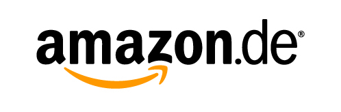 Amazon Shop Link Logo für Bestellung des Buchs