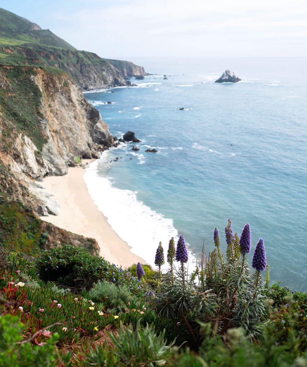 Epic oceanside cliffs
