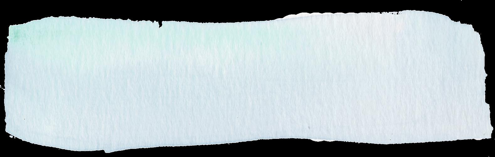 Watercolor swash