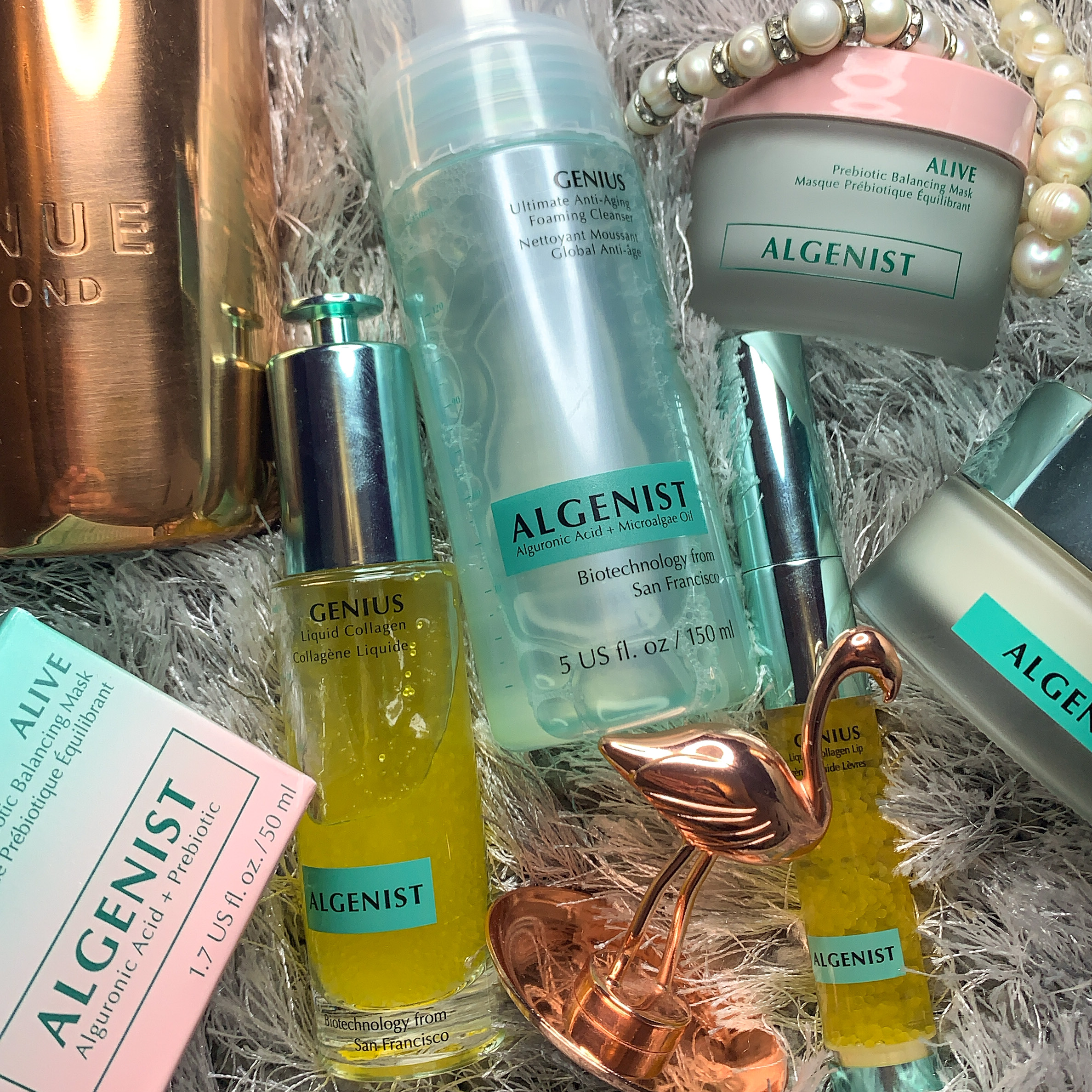 Explore Algenist find out about the brand, why I love them and my favourite products.