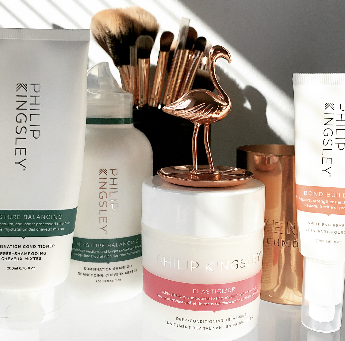 An incite into Philip Kingsley as a brand and the products I have been using to mend by dry split ends.