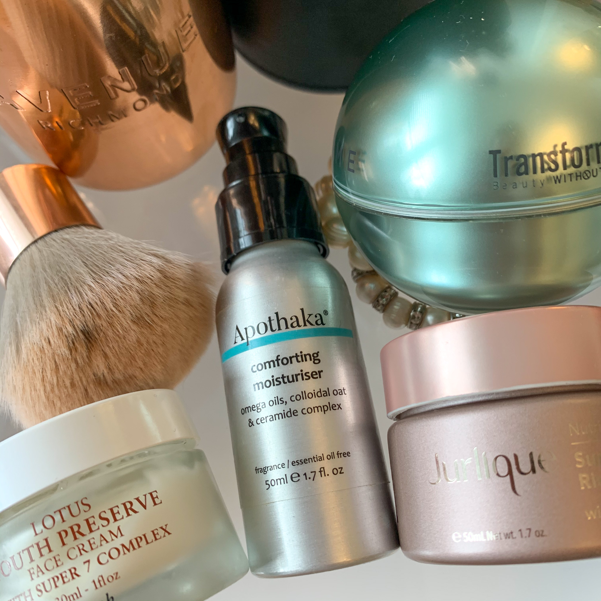 A review of my current favourites and recommended moisturisers.