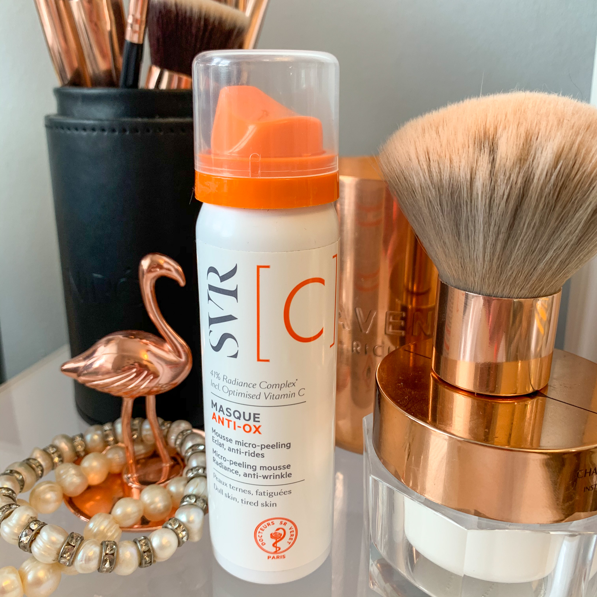 Review of this wonderful micro peeling mousse mask