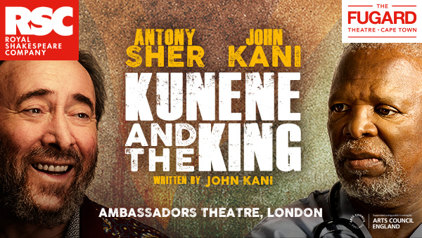 title artwork for Kunene and the King