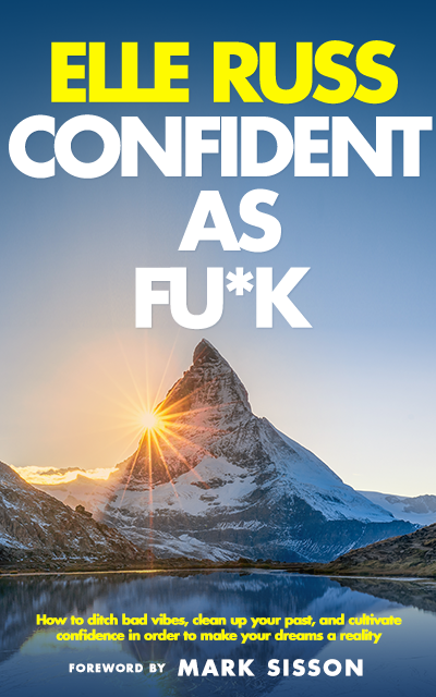 Confident As Fu*K Front Cover