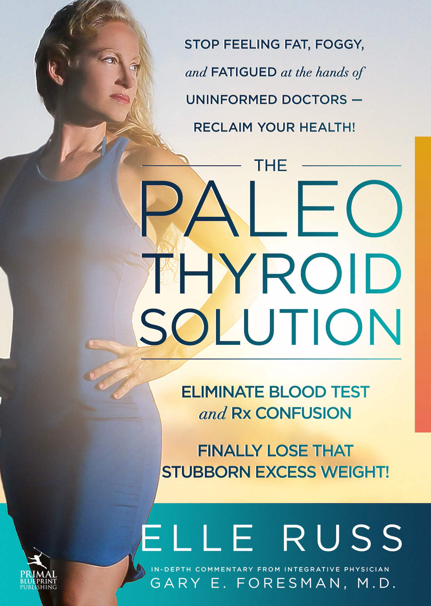 The Pale Thyroid Solution Front Cover