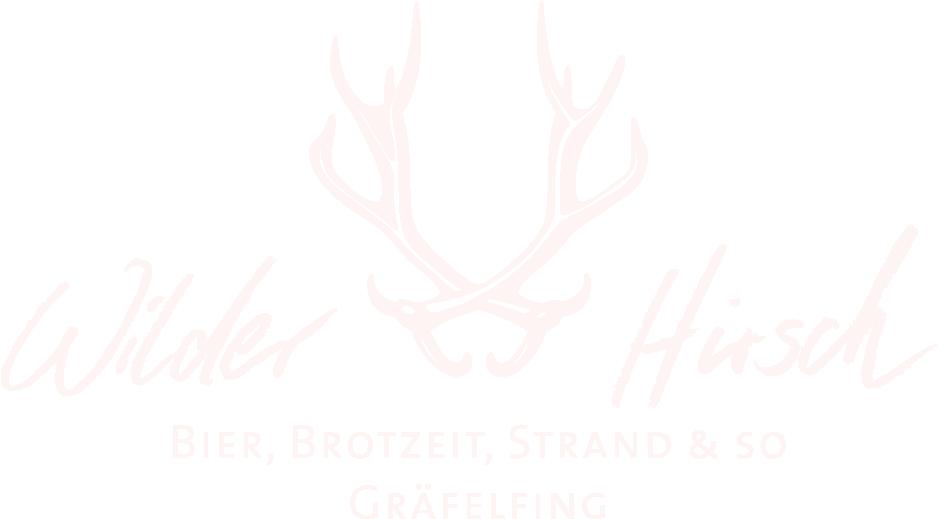 Wilder Hirsch Biergarten in Gräfelfing