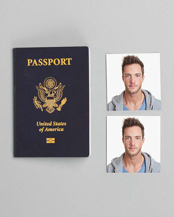 Passport Photos - Color Services