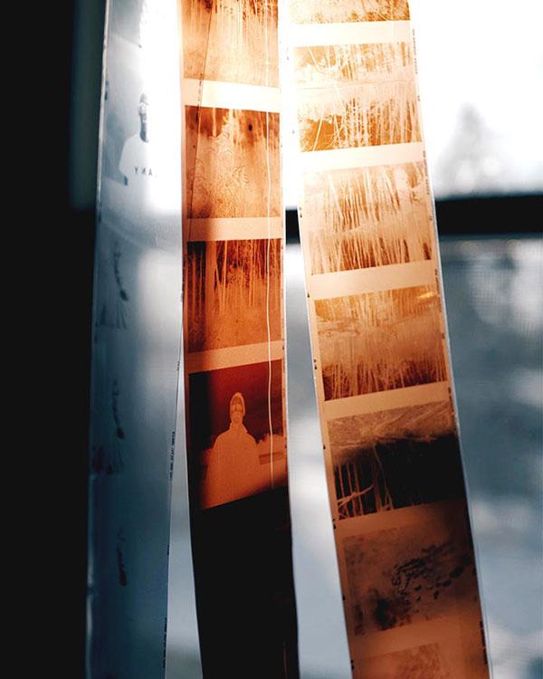 Negatives for Film Scanning - Color Services