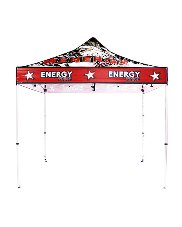 Custom Canopy Tent - Color Services