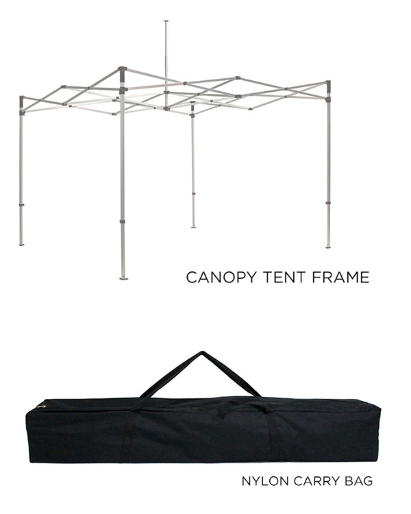 Canopy Tent Hardware - Color Services