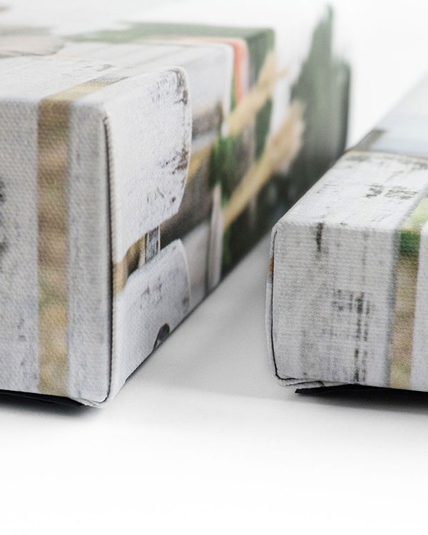 "Canvas Prints - Comparison of 1.5"" and 2.5"" Stretcher Bars - Color Services"