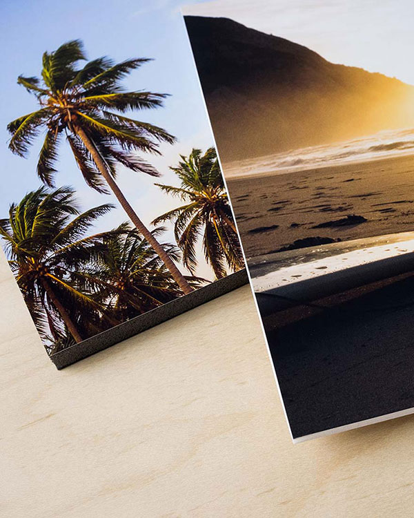 Mounted Prints - Color Services